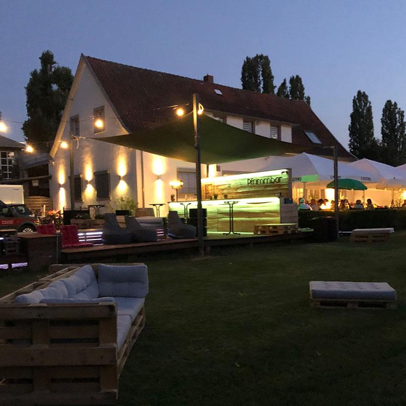 Restaurant Zum Pfrimmpark